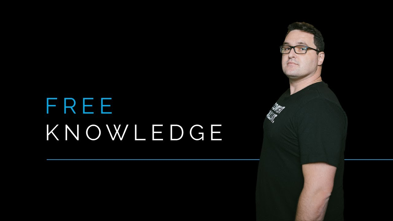 Give Away Your Knowledge For FREE To Make More Money