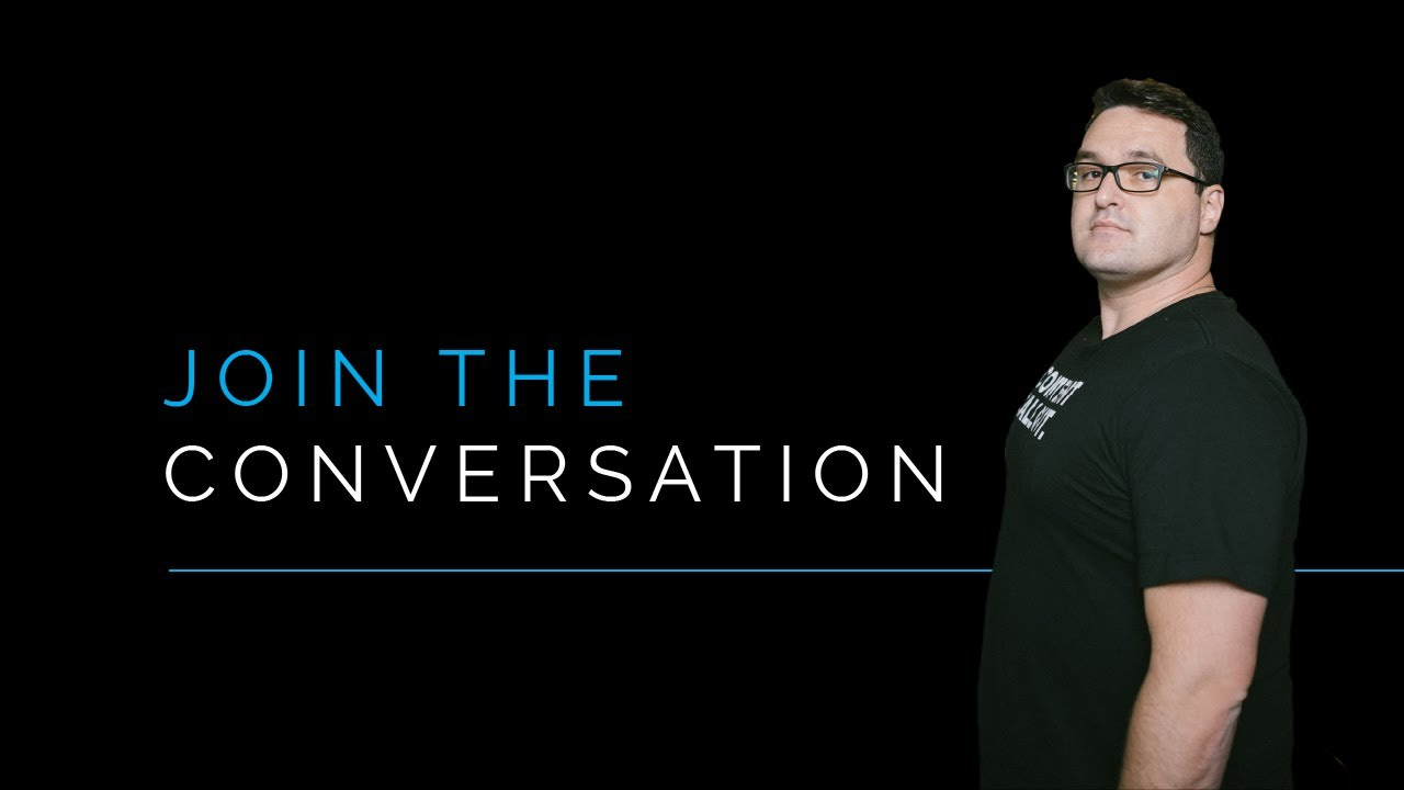 Join The Conversation When Your People in Your Industry Are Talking