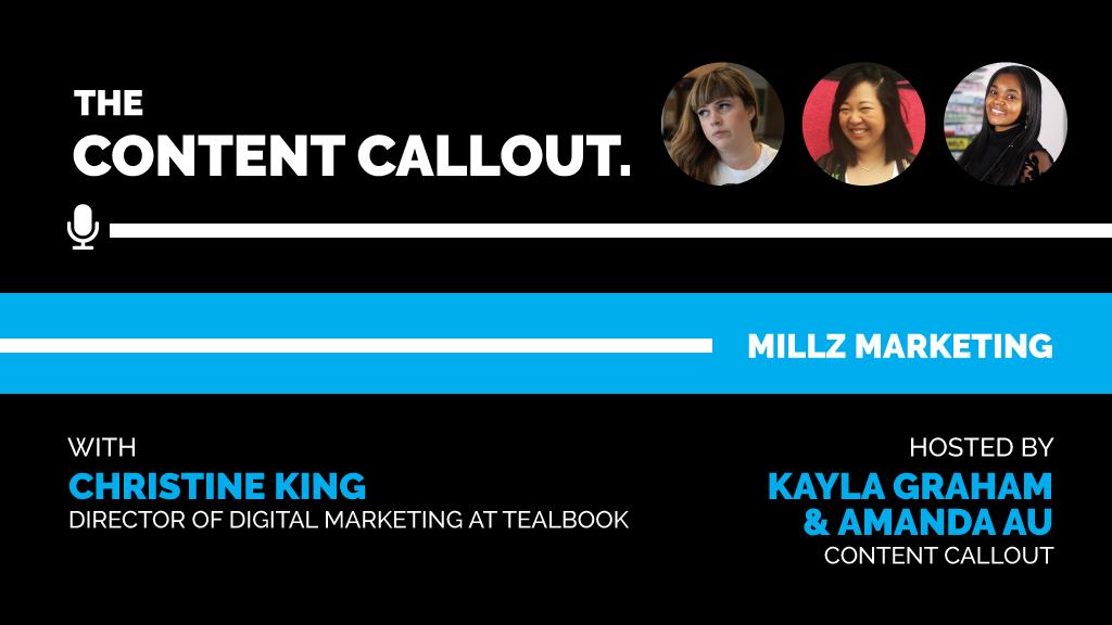 MillZ Marketing with Christine King, Ep #7
