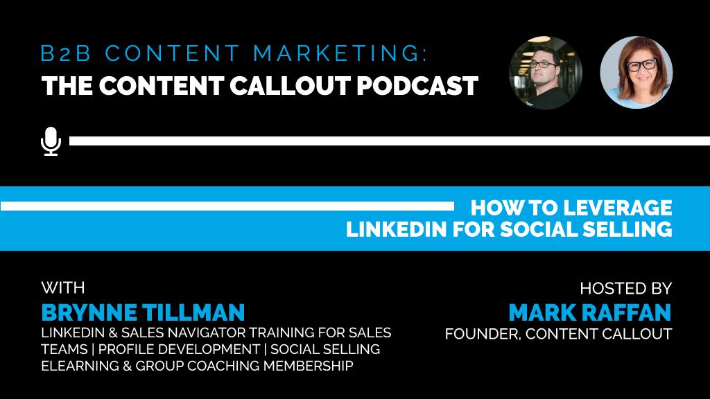Leverage LinkedIn for Social Selling